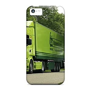 MMZ DIY PHONE CASEFaddish Phone Scania Truck Case For iphone 6 plus 5.5 inch / Perfect Case Cover