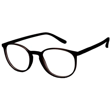 36706d66a0 Silver Kartz Oval Unisex Spectacle Frames (Wy-165
