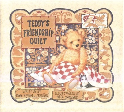 Teddy's Friendship Quilt PDF