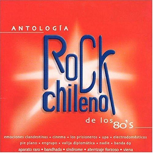 Antologia Rock Chileno De Los 80