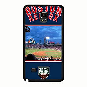 Hottest Boston Red Sox Phone Case Cover For Samsung Galaxy Note 4