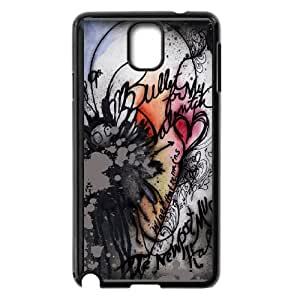 Bullet For My Valentine Samsung Galaxy Note 3 Cell Phone Case Black Exquisite designs Phone Case TF7H179J