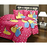 SAMRADHI Polyester Reversible A/C Single Bed Blanket (Pink)