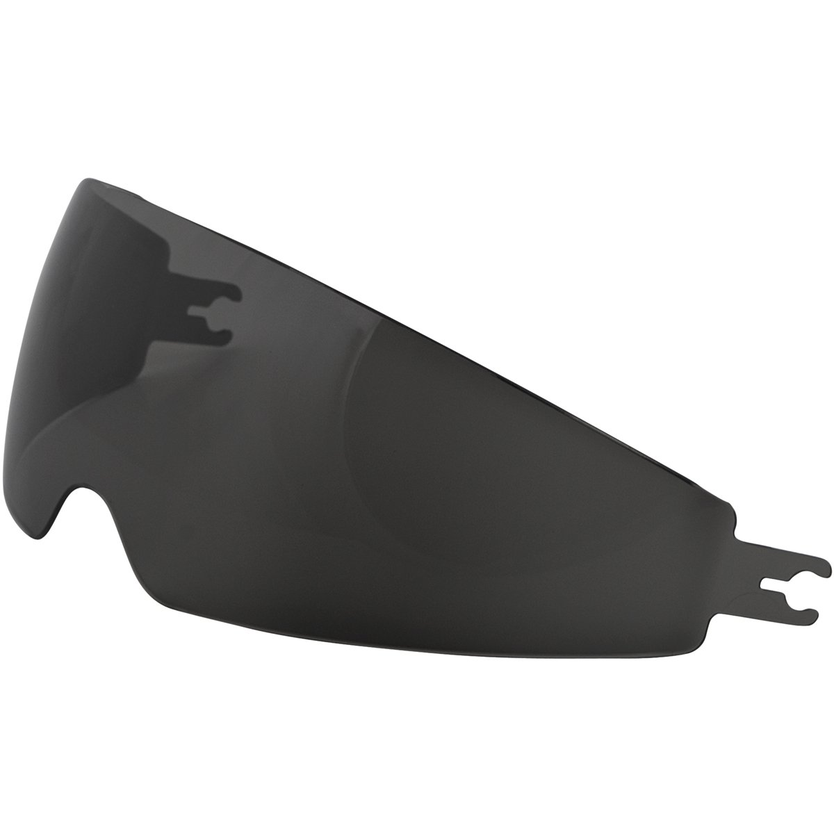 Scopion Replacement Shield 920/950/3000 Sunvisor Street Racing Motorcycle Helmet Accessories - Dark Smoke/One Size