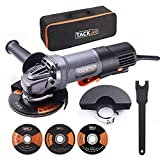 Best Angle Grinders - Angle Grinder,4-1/2-Inch,11-Amp(1300W) 12000RPM HPP Tool W/Paddle Switch,1 Grinding Review