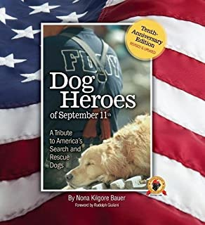 Image result for dog heroes of 9/11 book