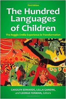 The hundred languages of children the reggio emilia for Bagnoli s r l reggio emilia re