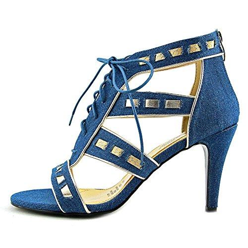 Denim Sandalo Vista Donna
