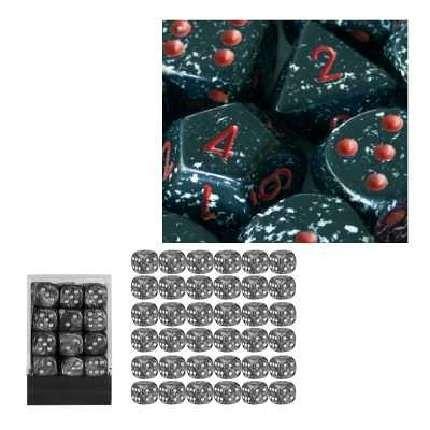 【超特価SALE開催!】 Chessex Dice of d6 Sets: Speckled Space Speckled - (36) 12mm Six Sided Die (36) Block of Dice B000CE99VK, 水沢市:19a11db4 --- cliente.opweb0005.servidorwebfacil.com