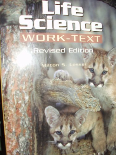 Life Science Work-Text: Revised Edition R 777