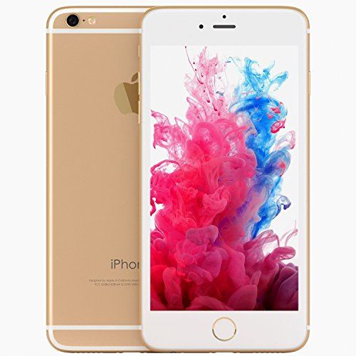 Hindom Apple iPhone 6 16GB/64GB/128GB 4.7-inch Factory Unlocked GSM 4G LTE Smartphone for AT&T (Refurbished) GO 64G