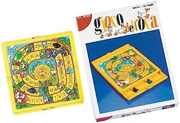 Dal Negro 56326 - Juego de la oca de Viaje: Amazon.es: Juguetes y juegos