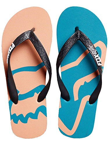 Fox Racing Women's Beached Flip Flop Sandals-10 (Fox Racing Casual Wear)