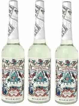 Florida Water Cologne 7.5 Oz - Three (3) Plastic Bottles