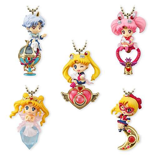 Bandai Shokugan Sailor Moon Twinkle Dolly 4 Model Kit (Set of 10) (Sailor Moon Japanese Candy)