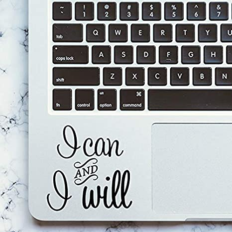 Laptop Sticker Hair Skin Influencer Decal Bumper Sticker Monat Sticker Motivational Sticker Car Decal Decal for Macbook