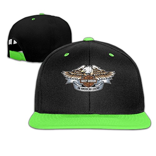 MaNeg Harley Logo Unisex Hip Hop Baseball Cap&Hat For Kids (Nfl Colts Baby Stuff)