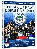 Wigan Athletic FA Cup Final & Semi Final 2013 [DVD]