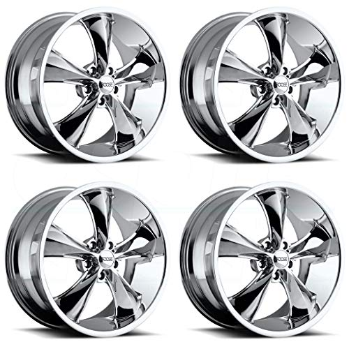 Foose F105 Legend Сustom Wheel - Chrome 20