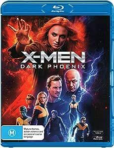 X-MEN: DARK PHOENIX BLU-RAY