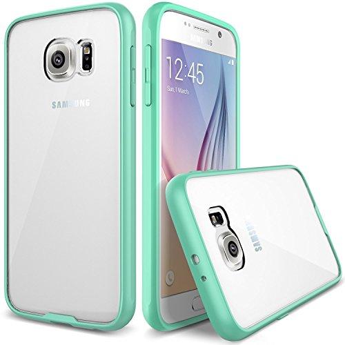 Galaxy S6 Case, Verus [Crystal Mixx][Mint] - [Clear][Minimalistic][Slim Fit] - For Samsung Galaxy S6 SM-920 Devices