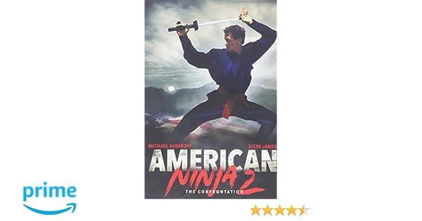 American Ninja 2: Confrontation Edizione: Stati Uniti Italia ...