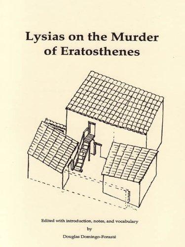 Lysias on the Murder of Eratosthenes