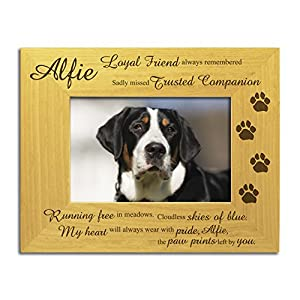 httpsimages nassl images amazoncomimagesi5 - Dog Memorial Frame