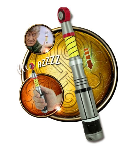 Doctor Who Third Doctor's Sonic Screwdriver