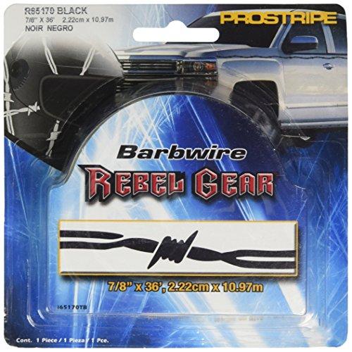 - Trimbrite R65170 Rebel Gear Stripe