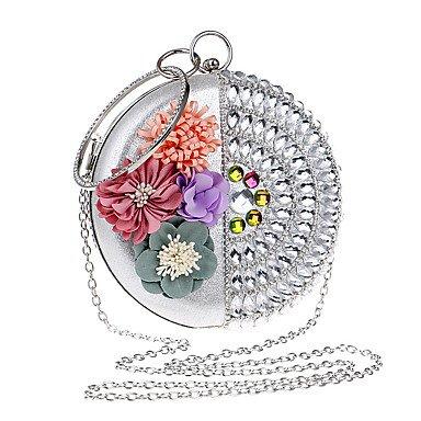 Heart&M L.west Frau Südkoreas handgemachte Blumen weibliche Tasche Luxus-Bankett Abendessen Hand Tasche Tasche