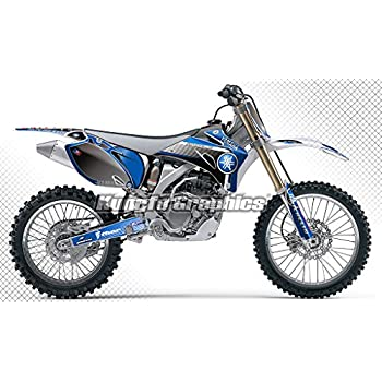 Amazon Kungfu Graphics Custom Decal Kit For Yamaha Yz250f. Kungfu Graphics Custom Decal Kit For Yamaha Yz250f Yz450f Yzf250 Yzf450 2008 2009 Blue Black. Wiring. 2008 Yz250f Engine Diagram At Scoala.co