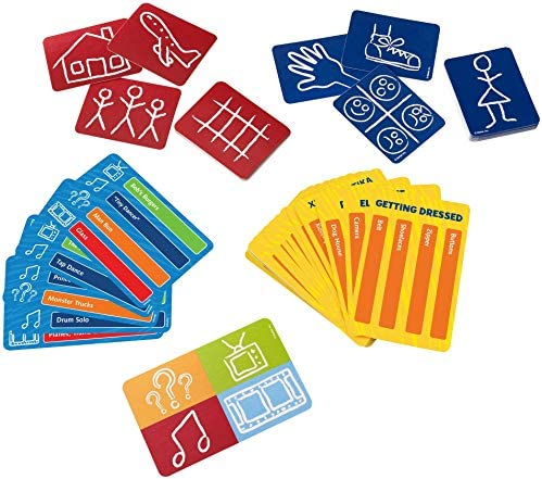 Mattel Games Pictionary Card Game, Makes A Great Gift for Kid, Family Or Adult Game Night, 8 Years and Older – starkidslearn.com