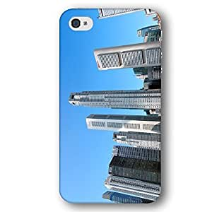 Republic of Singapore Skyline For Iphone 5/5S Case Cover Slim Phone Case