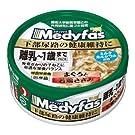 メディファス ウェット離乳~~1歳まで子ねこ用まぐろと若鶏ささみ70gX6缶セット