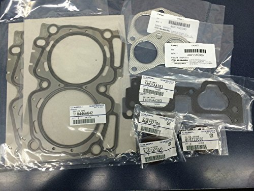 Subaru Forester Head Gasket - OEM Subaru MLS Head Gasket Kit Legacy Forester Outback Impreza Baja SOHC