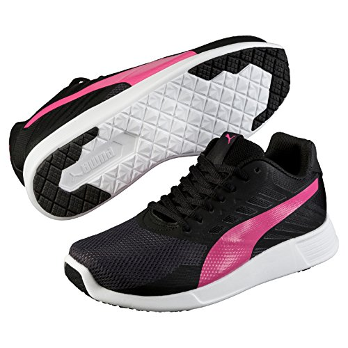 Puma Unisex Trainer Pro 06 pink Zapatillas Glo Adulto Black ST Negro 6qwBTr6W