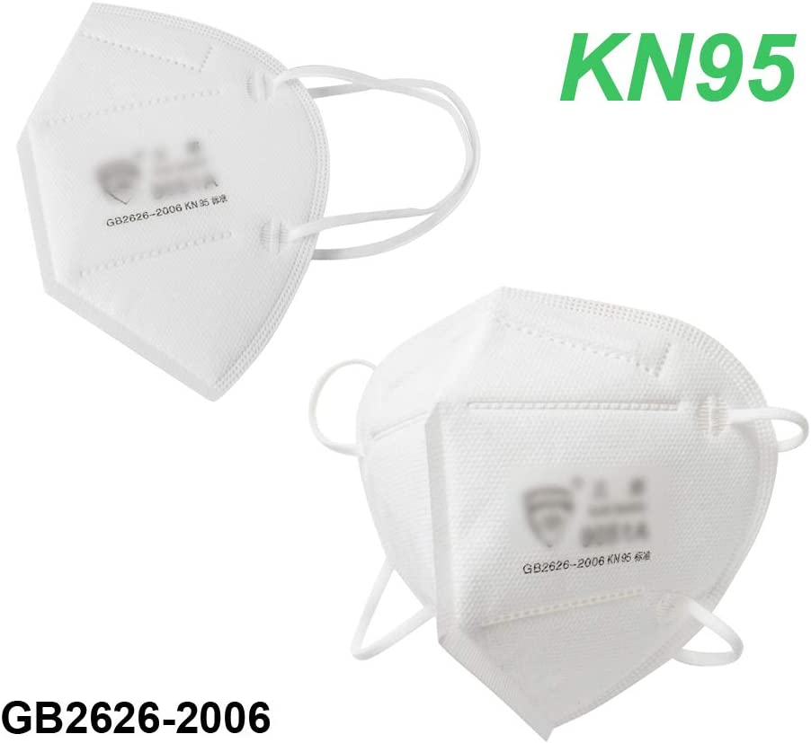 KN95 Mask COVID-19 Mask Anti Air Pollution Mask PM2.5 Face Mouth Mask Health Care GB2626-2006 (2)