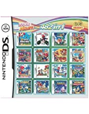 $33 » Cenxaki 482 in 1 Super Combo Game Pack Game Card Cartridge for Nintendo DS 2DS 3DS Games