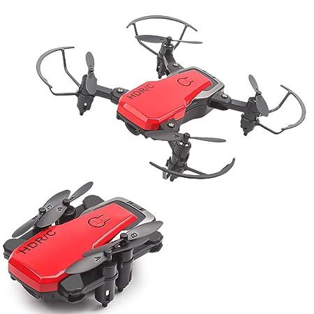 Xianxian88 Mini Drone Remoto FPV Plegable, Dron de cámara HD de ...