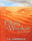 img - for Seven Pillars of Wisdom: A Triumph book / textbook / text book