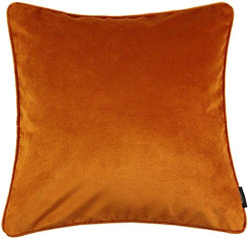McAlister Matt Velvet | Decorative Pillow Cover Case | 17x17