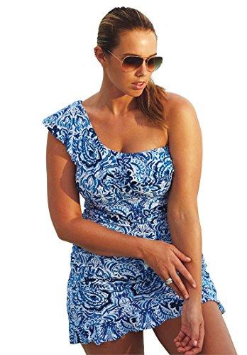 Roamans-Womens-Plus-Size-2-Pc-Ruffle-Skirtini-Set-Deep-Blue-Paisley30