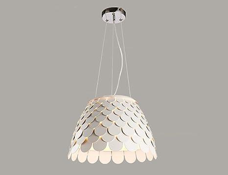 Lampadari In Ferro Battuto Bianco : Lampadari post moderno minimalista creativo camera da letto