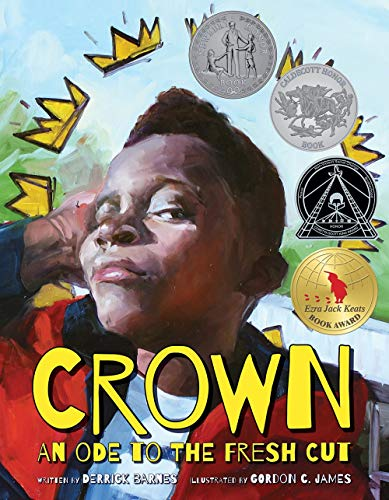 Crown: An Ode to the Fresh Cut (Denene Millner Books) (Best Way To Cut Baby Hair)