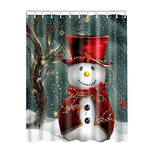 Snowman Water Tower - 9