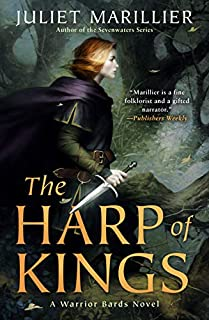 Book Cover: The Harp of Kings