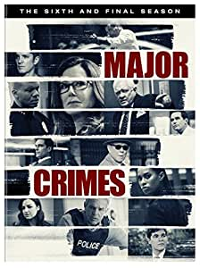 Major Crimes: The Complete Sixth Season (DVD)