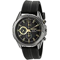 Seiko Mens Recraft Solar Series Watch