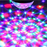 JUDYelc Disco Lights-Crystal Ball Stage Light with